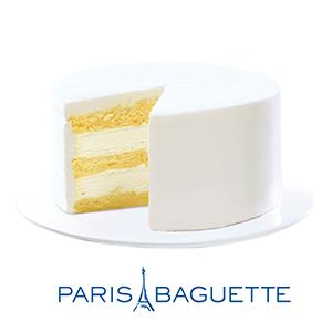 순수우유 케이크